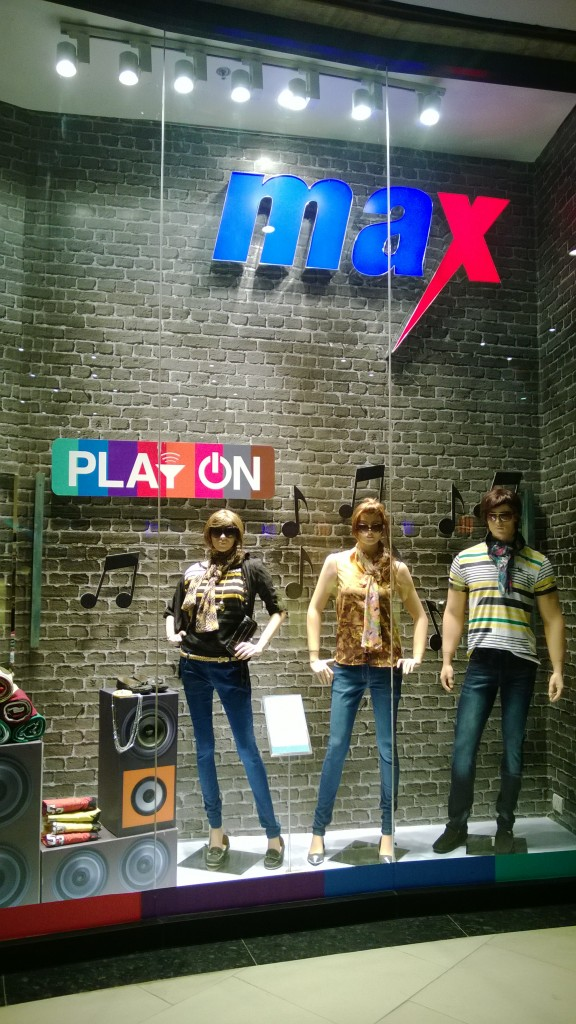 MAX at Phoenix Mall Chennai