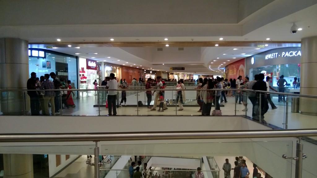 Phoenix mall, Velachery, Chennai