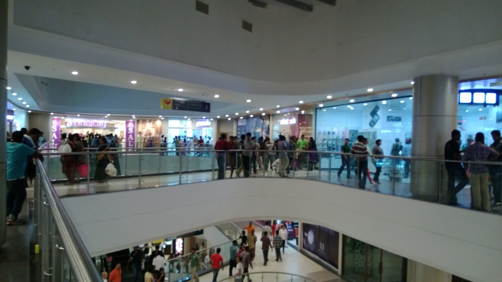Phoenix mall floors