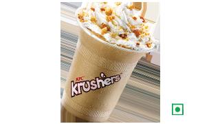 Krushers Iced Kapuccino in KFC