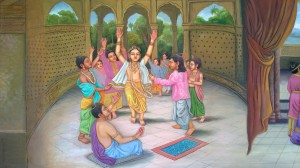 Paintings at ISKCON temple - Pune (10)