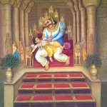 Paintings at ISKCON temple - Pune (11)