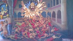 Paintings at ISKCON temple - Pune (17)