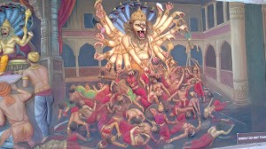 Paintings at ISKCON temple - Pune (21)