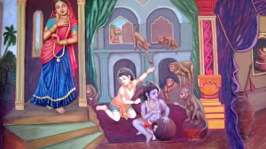 Paintings at ISKCON temple - Pune (23)