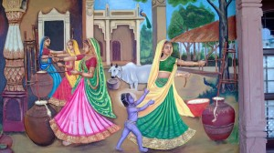 Paintings at ISKCON temple - Pune (24)