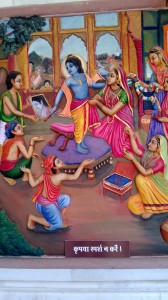 Paintings at ISKCON temple - Pune (26)
