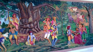 Paintings at ISKCON temple - Pune (27)
