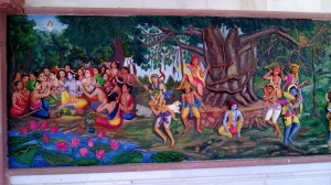 Paintings at ISKCON temple - Pune (28)
