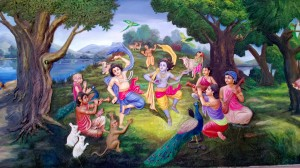 Paintings at ISKCON temple - Pune (30)