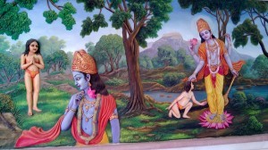 Paintings at ISKCON temple - Pune (4)