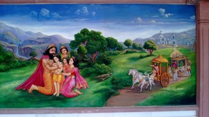 Paintings at ISKCON temple - Pune (5)