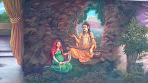 Paintings at ISKCON temple - Pune (8)