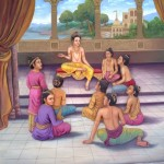 Paintings at ISKCON temple - Pune (9)