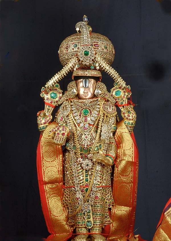 Venkateswara Temple Tirumala