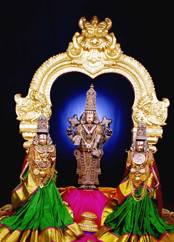 Lord Balaji Tirumala Tirupati2 - Curated Information Portal