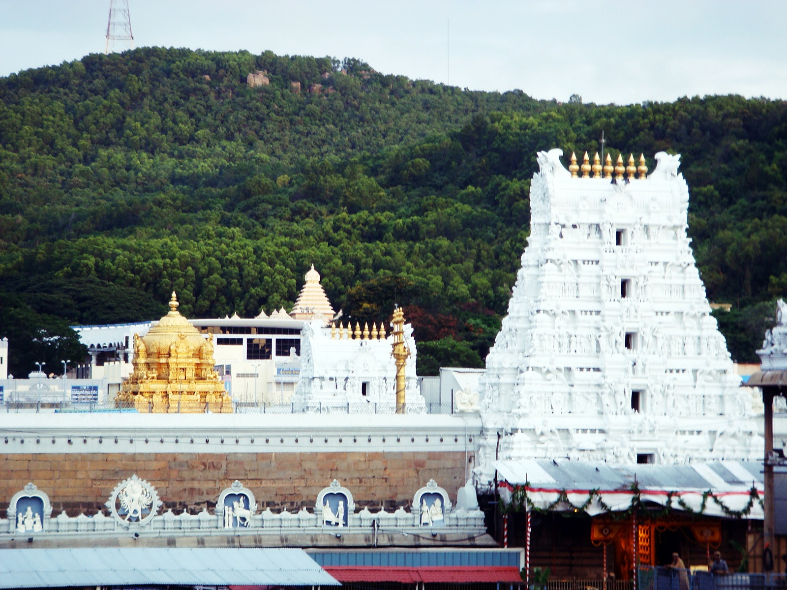 Amazing facts about Tirumala Tirupathi Devasthanam-Unbelievable!!!!!