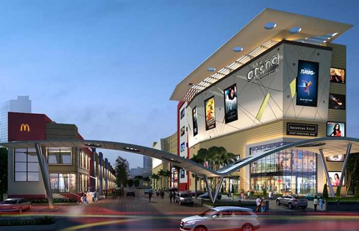 The grand mall chennai