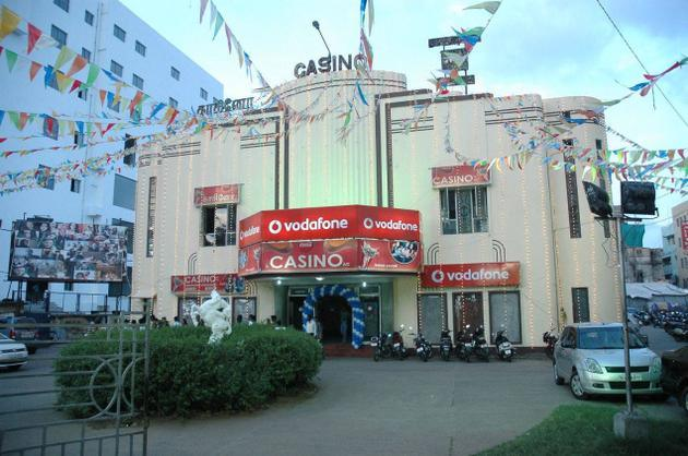 Casino theater address