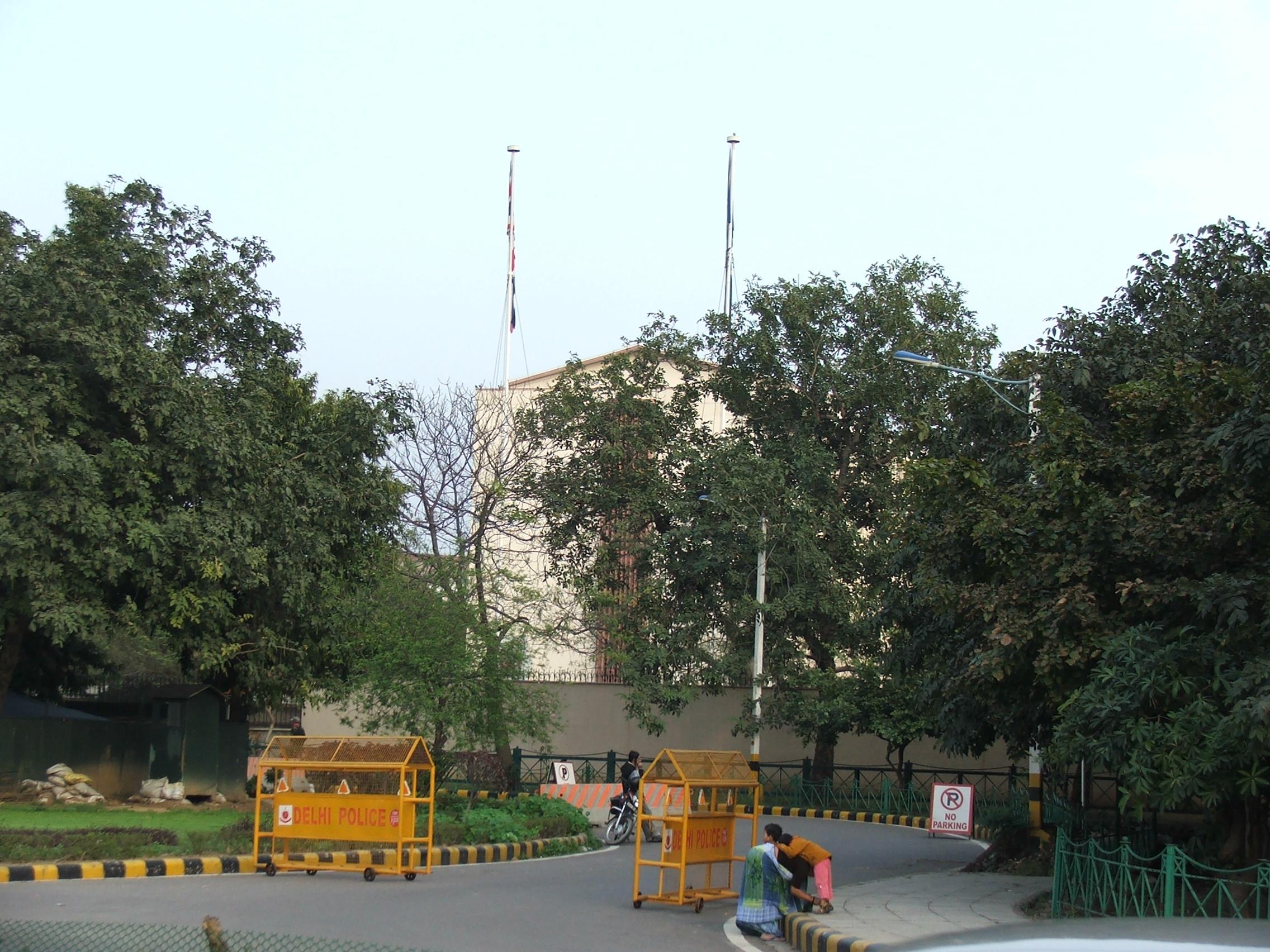British_High_Commission_Delhi