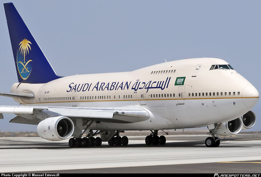 Saudi-Arabian-Airlines