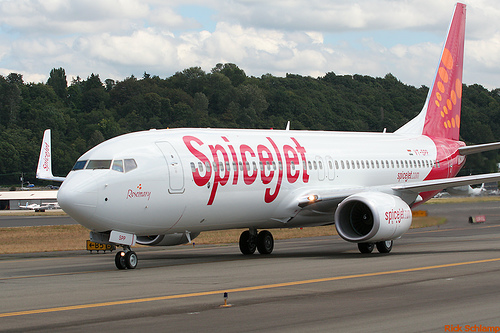 Spicejet-airlines