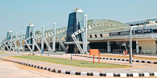 Tiruchirapalli-international-airport