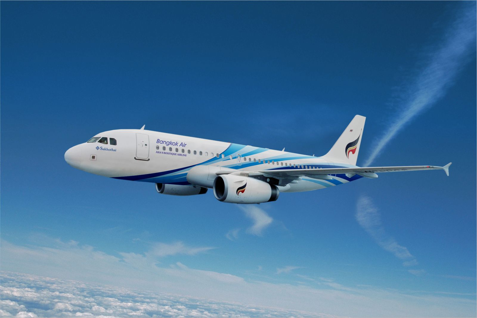 Bangkok-Airways-Airbus