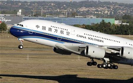 China-Southern-Airlines-airbus