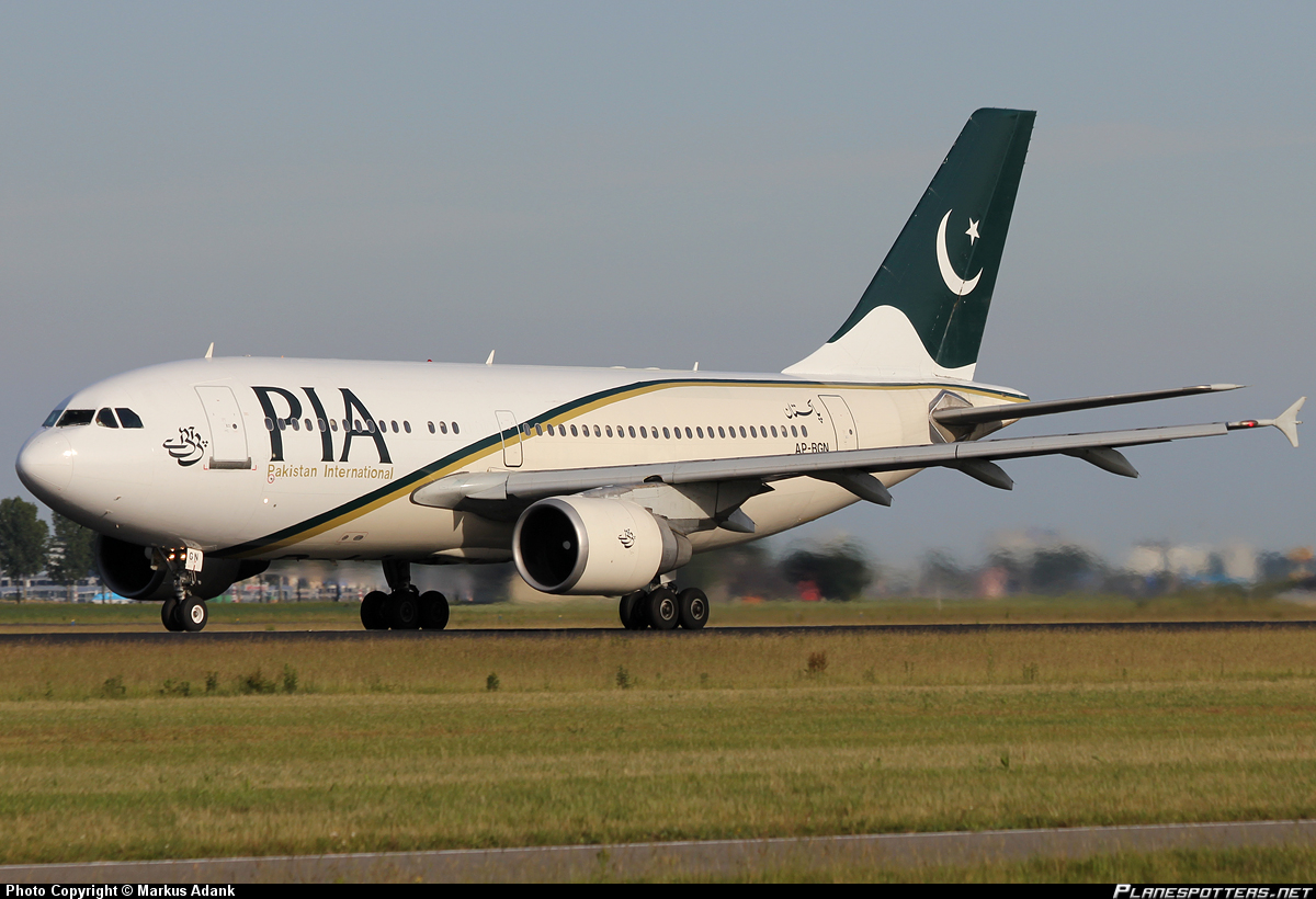 Pakistan-International-Airlines-Airbus
