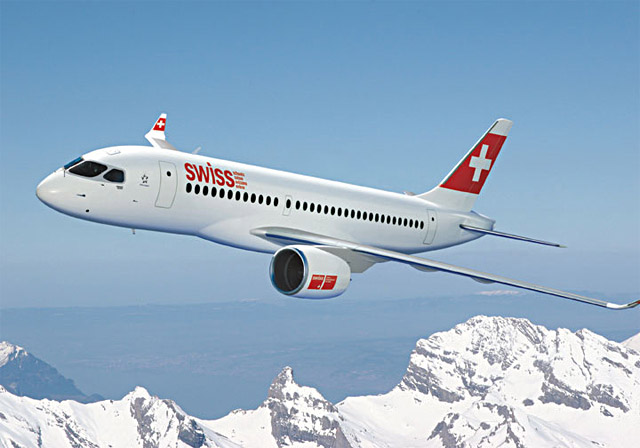 Swiss-Airlines-airbus