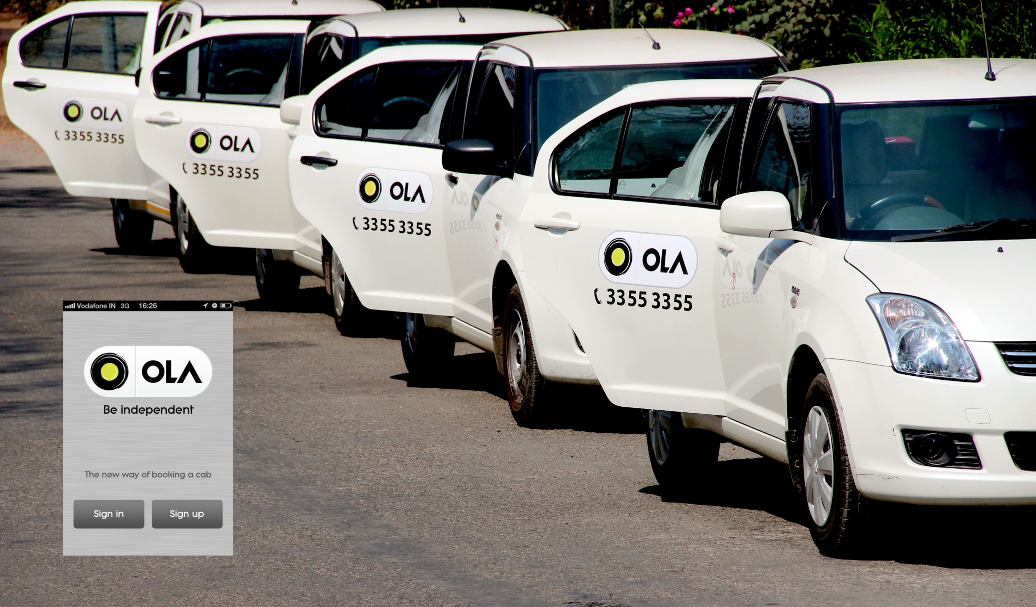 Ola Cabs Chennai